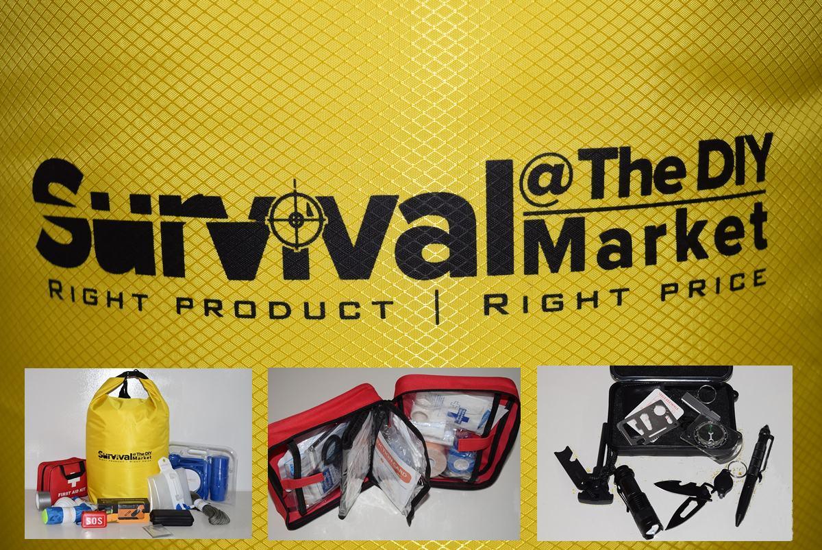 Diy Market Emergency Survival Kit